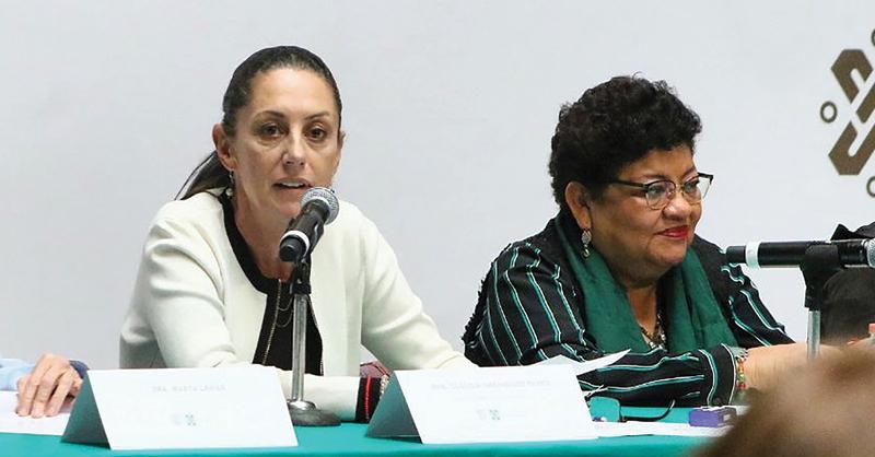 Según la PGJ la declaración de la menor supuestamente violada por policías se contradice