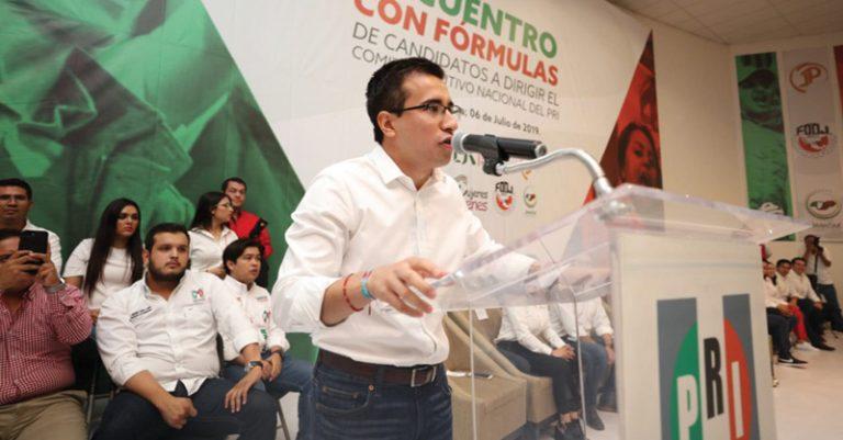 Nuevas generaciones de políticos que se suman al PRI