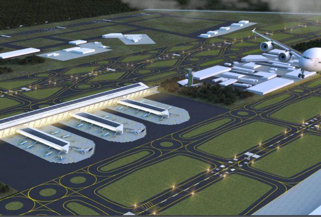 AMLO expropia 109 hectáreas de propiedad privada para aeropuerto en Santa Lucía