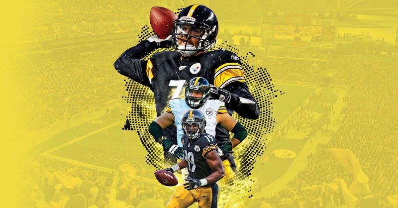 Los Steelers perdieron su corona como el rey absoluto de la NFL