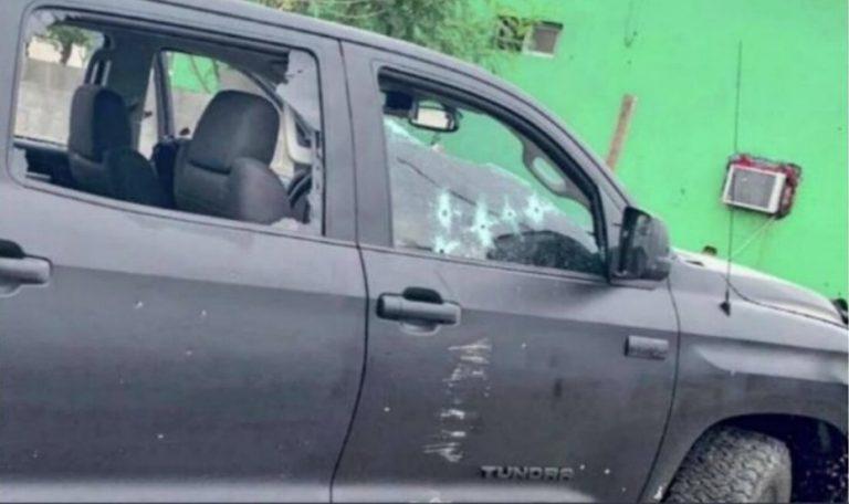 Policías investigados por ejecuciones extrajudiciales en Tamaulipas ya fueron dados de baja