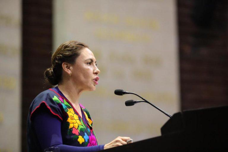 Ley de amnistía Rocío Barrera