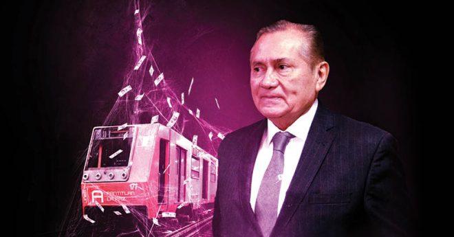 El Metro pagó el mantenimiento y refacciones de trenes de la Línea A, pero los bienes y servicios no fueron entregados o se recibieron con defectos aún cuando gastaron en su adquisi- ción alrededor de 123 millones de pesos