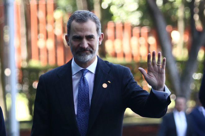 Rey España