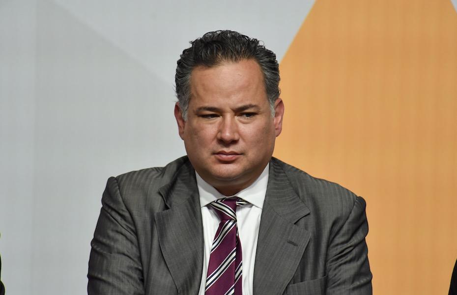 El titular de la UIF, Santiago Nieto, da positivo a COVID-19; se encuentra asintomático