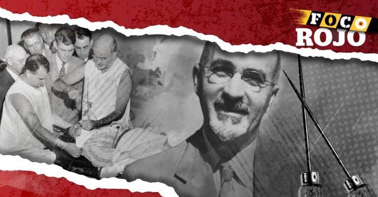 La historia del doctor Walter Freeman y sus lobotomías con picahielo