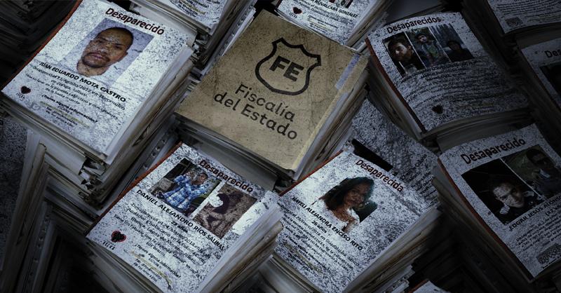 La Comisión Estatal de Búsqueda de Personas en Jalisco está rebasada