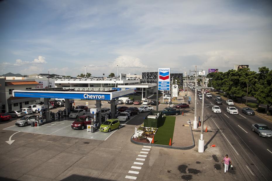 Chevron da la gasolina más cara