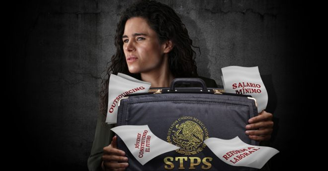 Luisa María Alcalde cuenta los principales retos a los que se enfrenta la STPS
