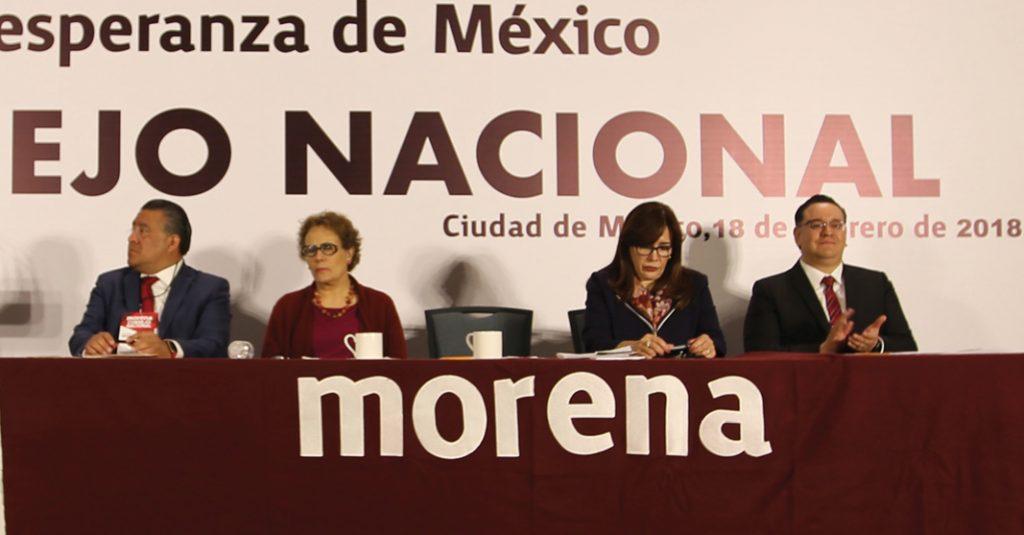 El próximo 29 de septiembre se realizarán los acuerdos para organizar el proceso interno de Morena