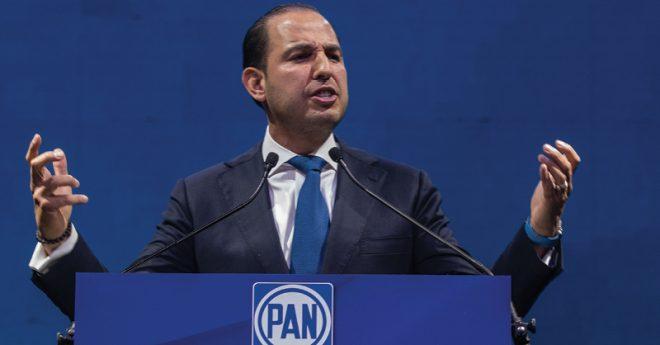 Marko Cortés, presidente nacional del PAN, hizo una invitación a todos los panistas de corazón para construir una alternativa política rumbo a 2021