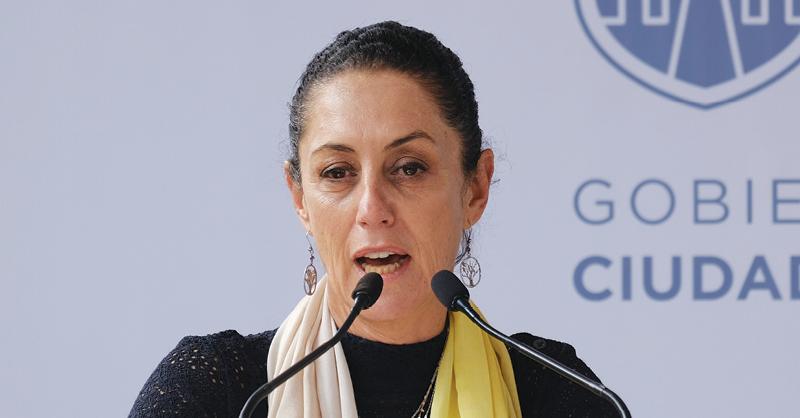 Claudia Sheinbaum, advirtió que están analizando recortes de más altos funcionarios