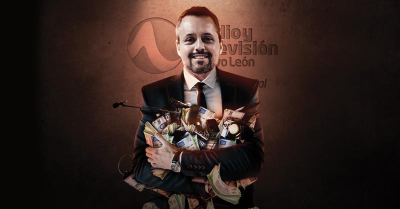 Osvaldo Robles, titular del Sistema de Radio y Televisión no especifica los contratos de las adquisiciones