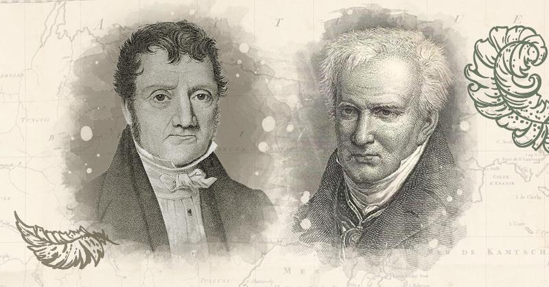 Expertos dialogan sobre el trabajo de Aimé Bonpland y Alexander von Humboldt, investigadores que hicieron viajes de expedición
