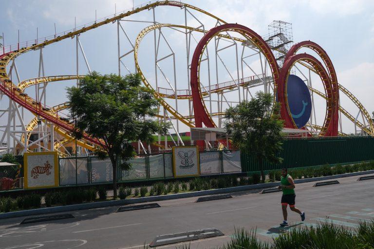 Mota-Engil construirá nuevo parque de diversiones en Chapultpec