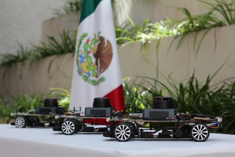Mexicano gana premio con Autonomos