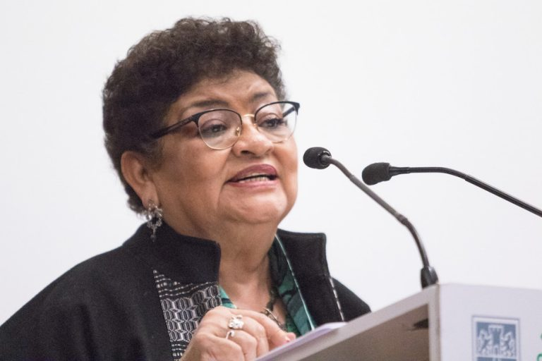 Ernestina Godoy dice que en la nueva Fiscalía sí habrá detectives