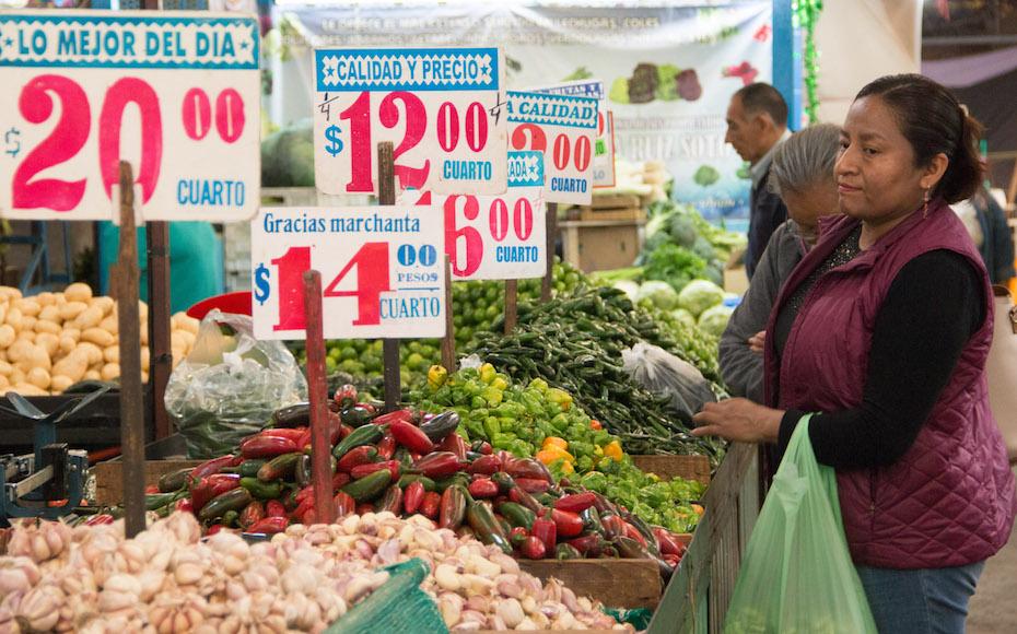 Inflación se coloca en 3 por ciento