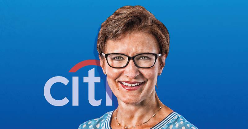 Jane Fraser fue nombrada la nueva presidenta de Citigroup