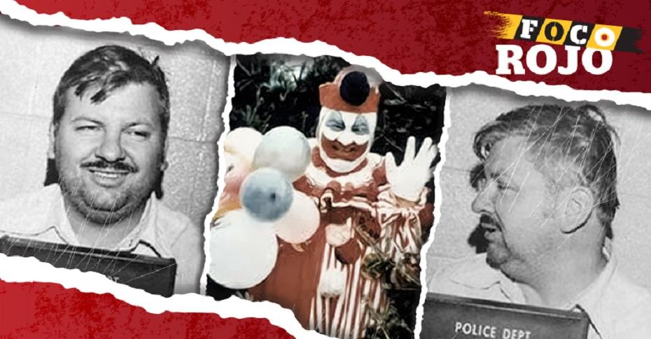 La historia de Pogo, el payaso asesino