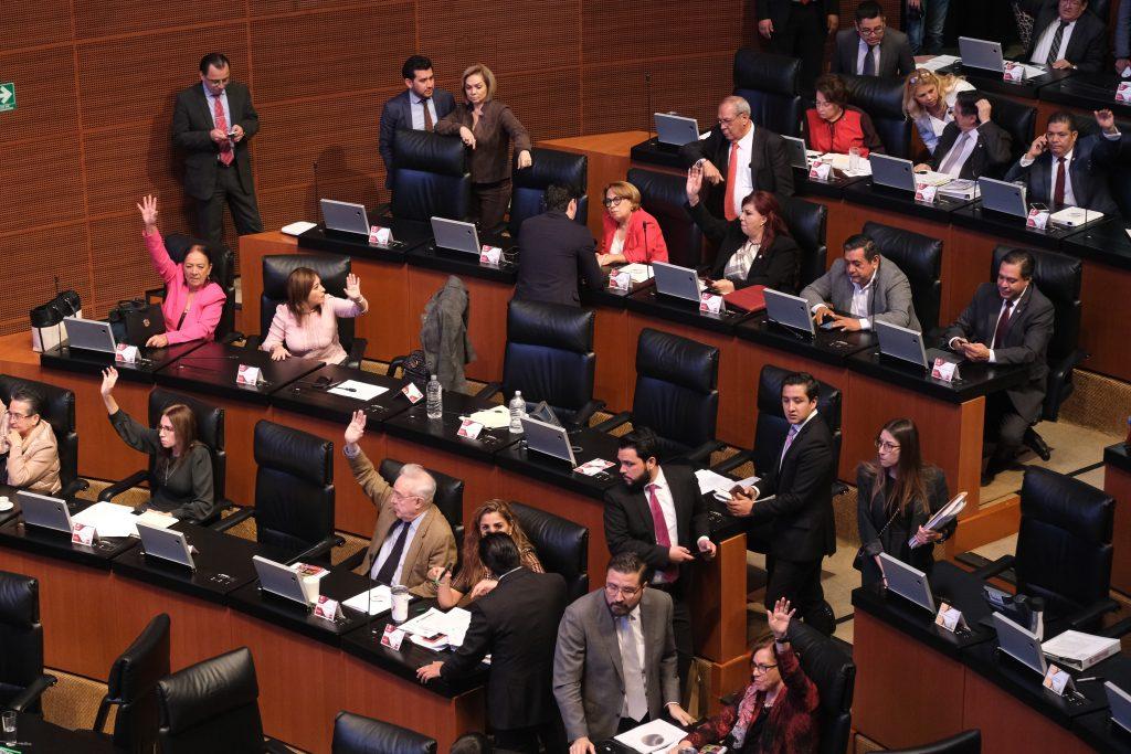 Senado no se pone de acuerdo para elegir a ombudsman de CNDH