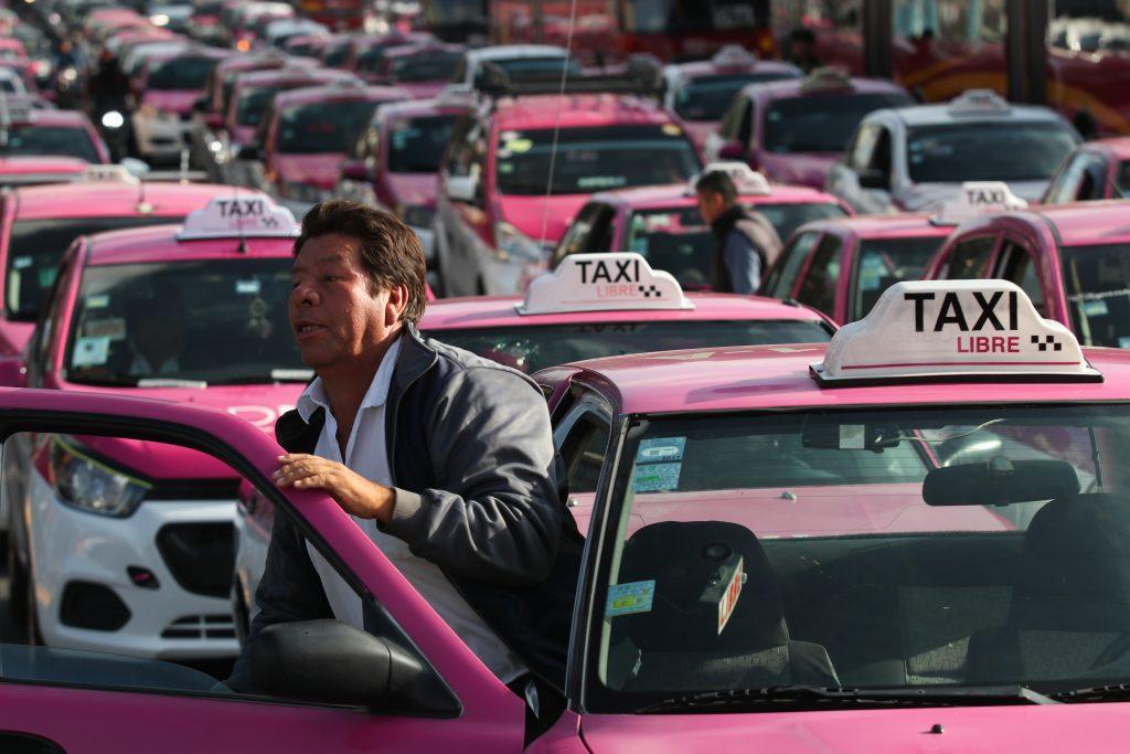 Mi Taxi, la herramienta que puede salvarte si te secuestran a bordo del transporte