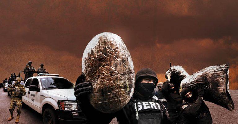 En Tepito el nuevo jefe de la Policía, Omar Hamid García Harfuch, realizó su primer gran operativo