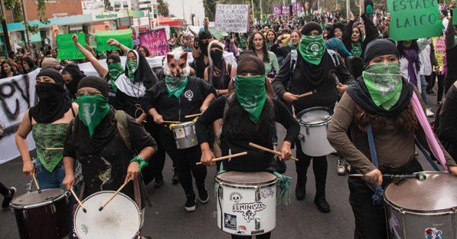 Oaxaca es el segundo estado del país en donde ya se aprobó la inteAvanzar rrupción legal del embarazo.