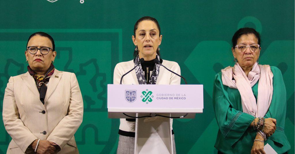 El Gobierno de la Ciudad de México dispondrá de 12 mil funcionarios públicos para que formen los 'cercos de paz'