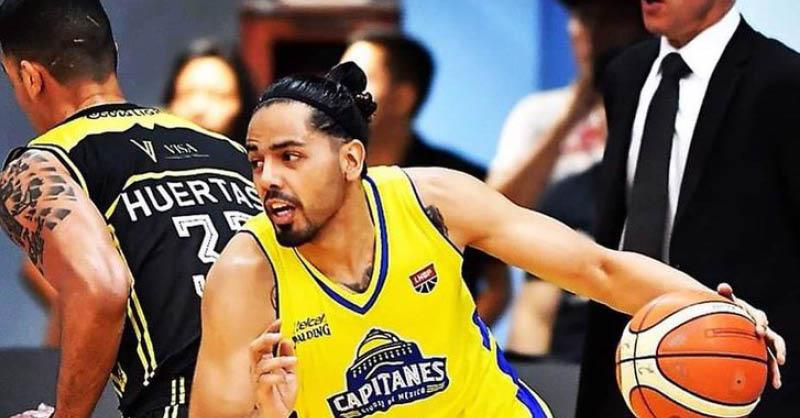 Jorge Gutiérrez irá al torneo Basketball Champions League Americas