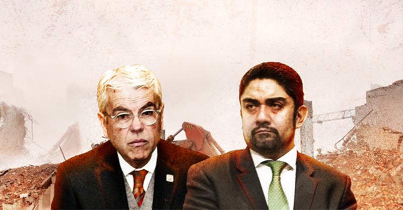 Dos exsecretarios de la administración de Miguel Ángel Mancera tienen órdenes de aprehensión