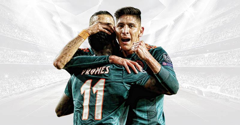 Edson Álvarez y el Ajax se enfrentarán al Chelsea