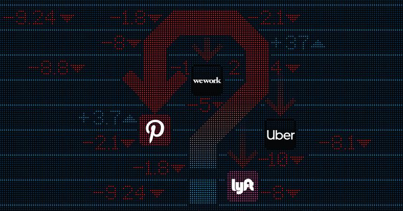 Las empresas tecnológicas están padeciendo los estragos de la incertidumbre