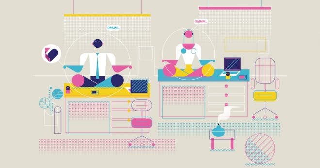 las empresas deberán asumir el costo de las enfermedades como estrés laboral