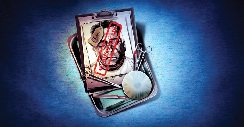 En el Incifo se permite llevar a cabo prácticas de cirugía estética en cadáveres no identificados