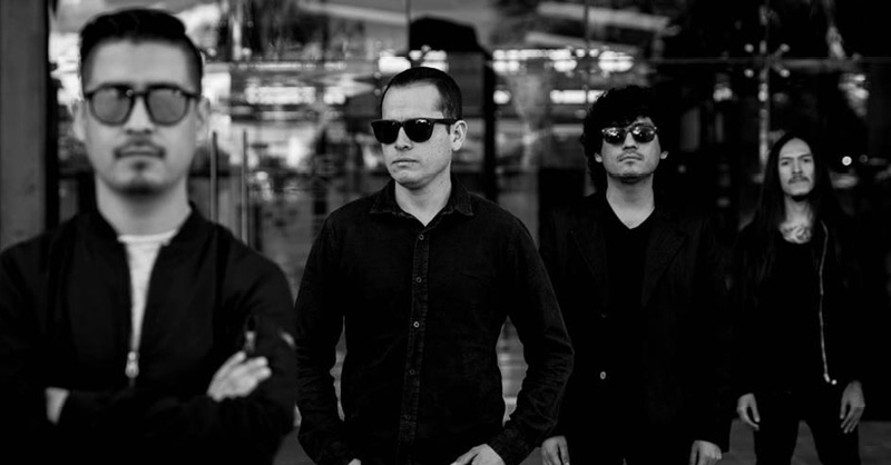 Libélula es un cuarteto de rock alternativo que se formó en Aguascalientes