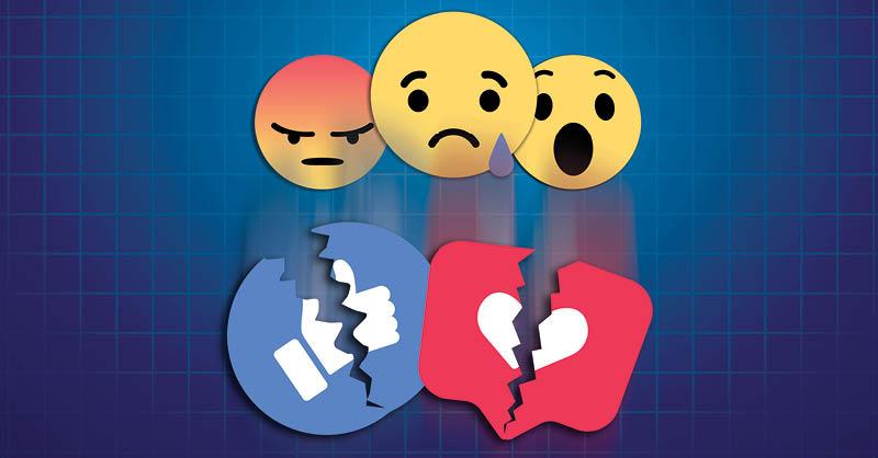 posible eliminación de los botones de Likes en Facebook e Instagram