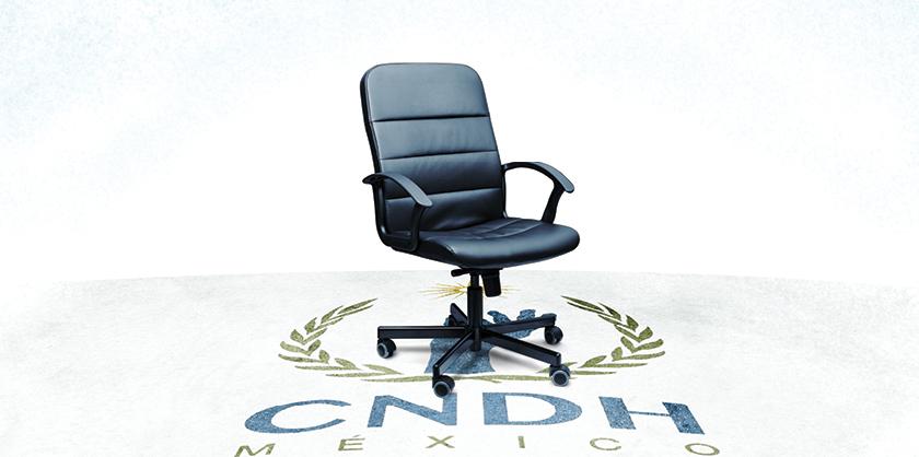 En el Senado preparan las comparecencias para los aspirantes a la presidencia de la CNDH