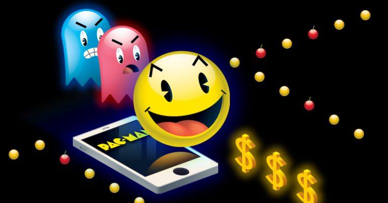 Pac Man es uno de los videojuegos más emblemáticos de la historia