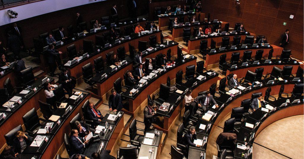 El Senado de la República alcanzó el 100 por ciento en el Índice Global