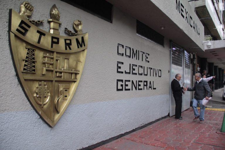 Salida de Romero Deschamps del STPRM, desató una lucha entre las distintas corrientes
