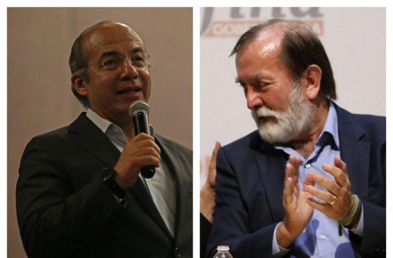 Calderón señala a Epigmenio Ibarra por beneficiarse de condonación de impuestos