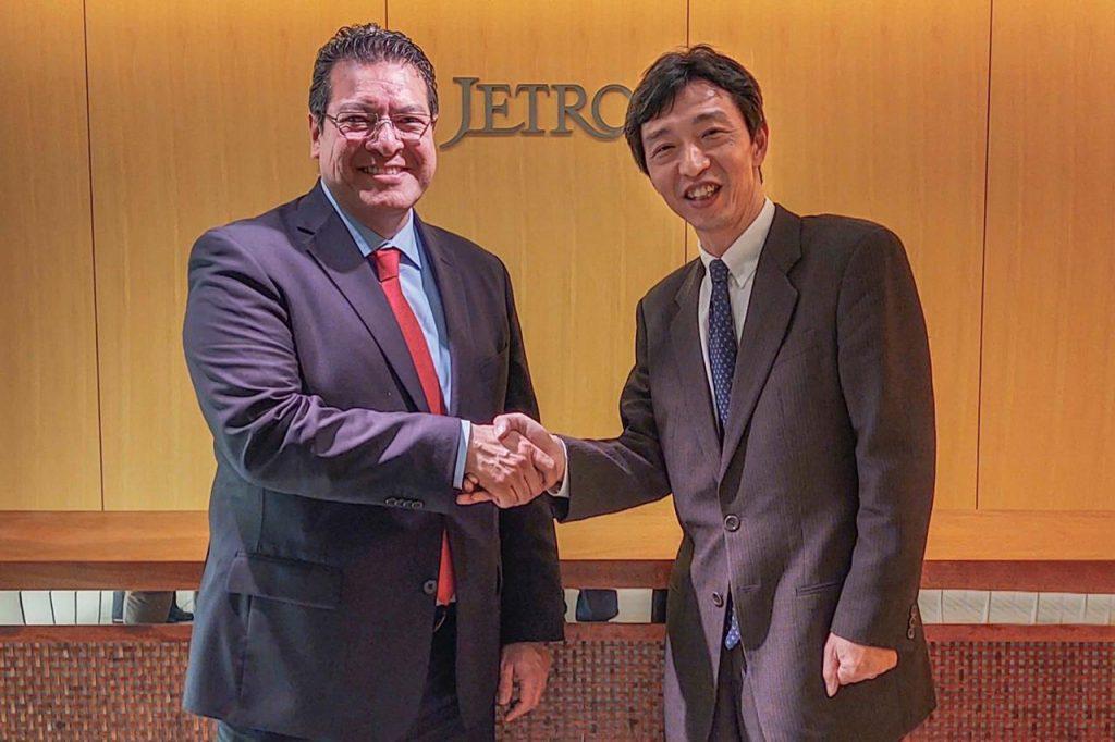 Colaboración entre Tlaxcala y Japón