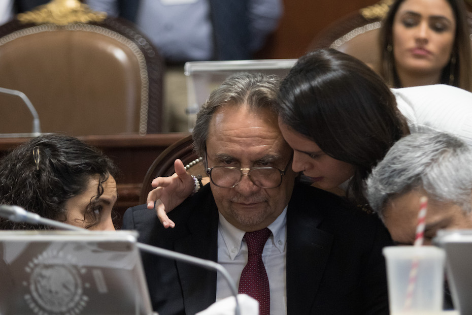 Ricardo Ruiz, Morena