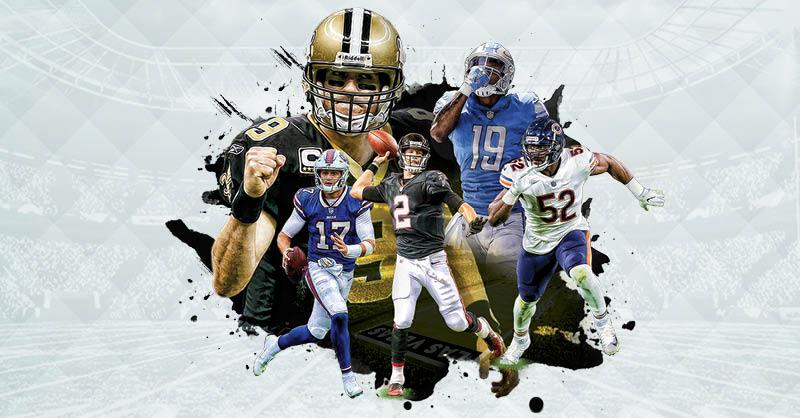 La Semana 13 de la NFL comienza con el tradicional Jueves de Acción de Gracias