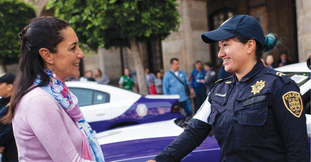 La Alerta de Género entró en vigor en la Ciudad de México
