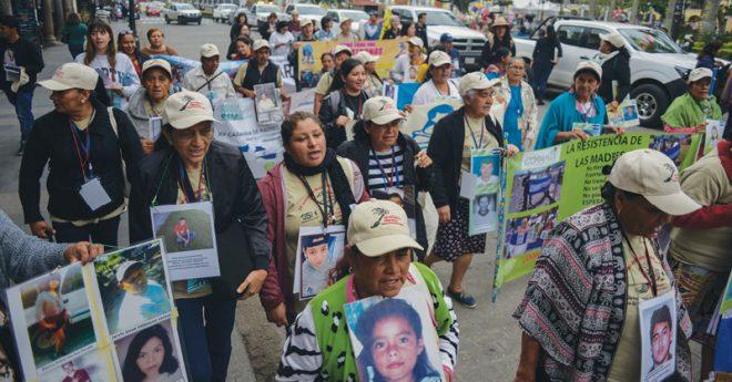 Atender a las víctimas de violaciones a derechos humanos es una de las recomendaciones de la CNDH que la actual administración no ha podido cumplir