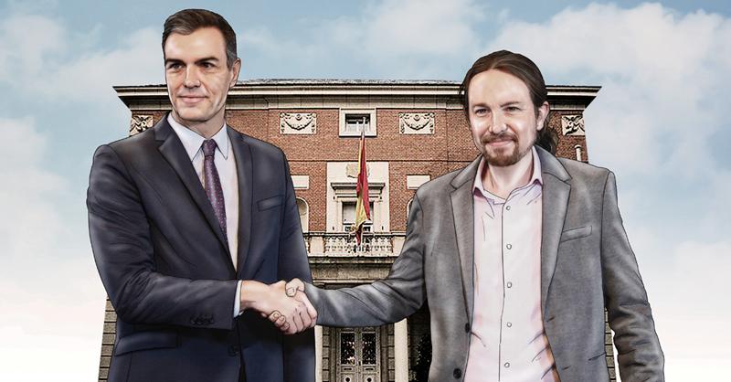 España por fin tiene un proyecto para crear un Gobierno de corte progresista