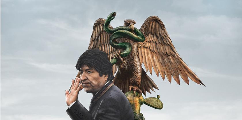 México decidió proteger a Evo Morales
