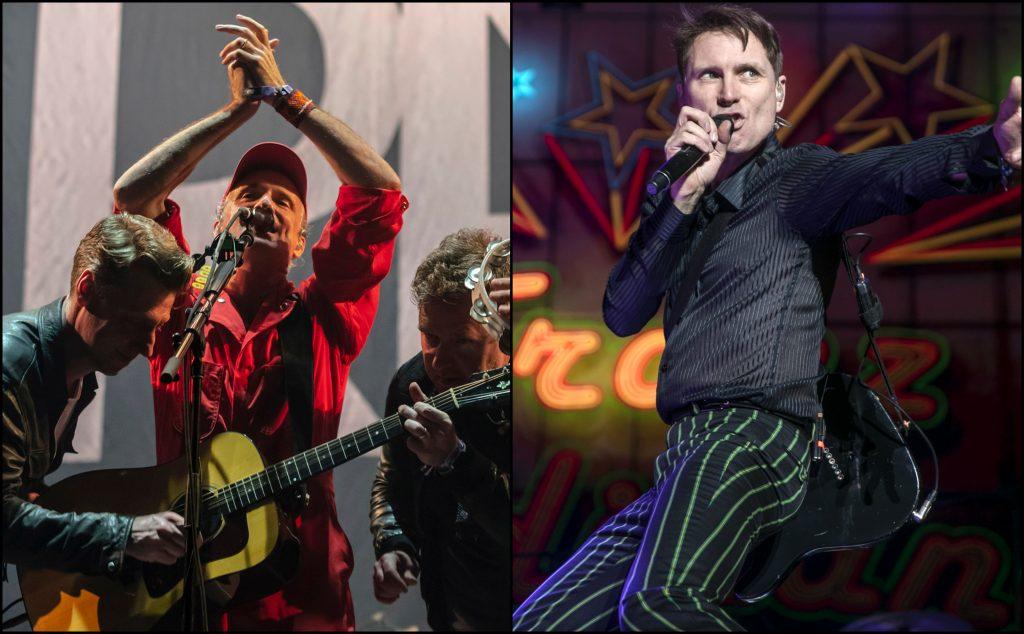 Franz Ferdinand y Travis en el Corona Capital 2019